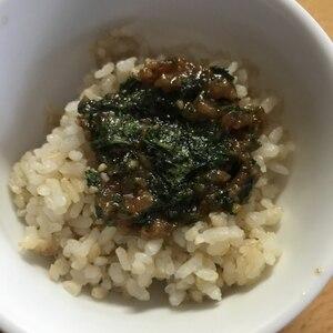 ご飯のお供に☆大葉味噌