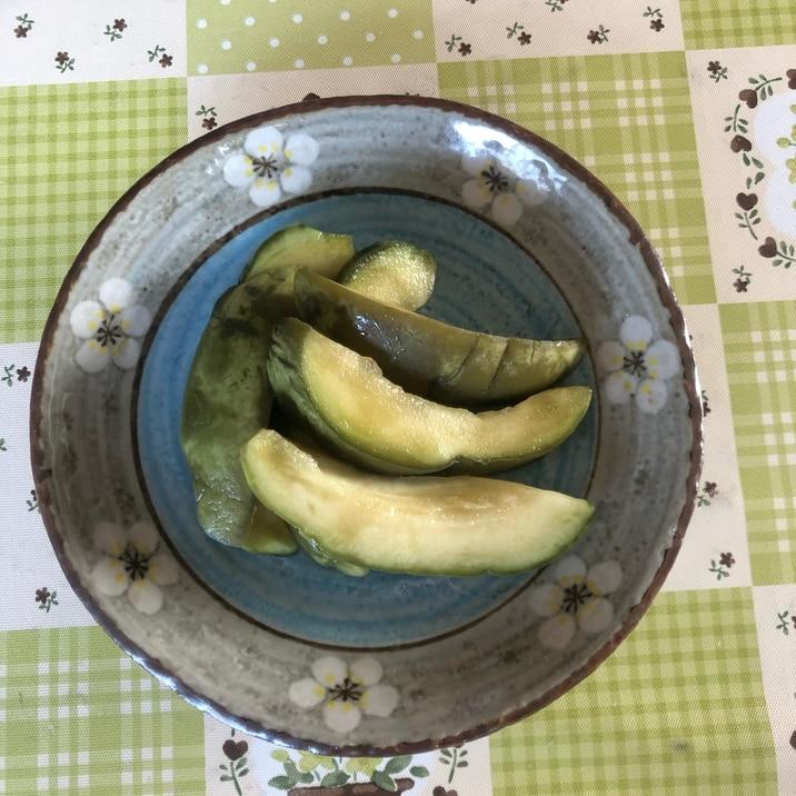 摘果メロンの粕漬け