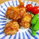 春巻きの皮の利用レシピ 揚げ焼売の「お弁当」