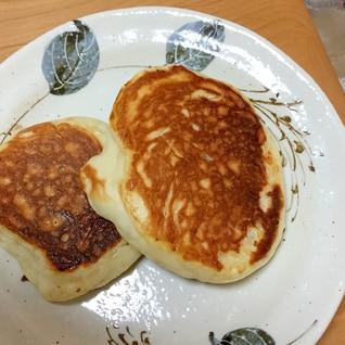 冷蔵発酵で朝から簡単☆クランペット