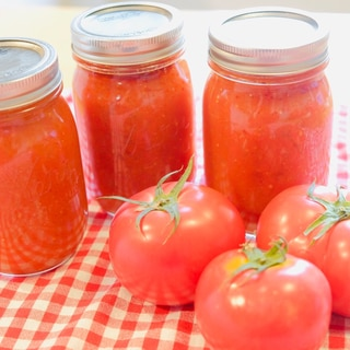 夏のお楽しみ♡フレッシュトマトソース