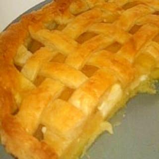ほくほくポテトとチーズのアップルパイ