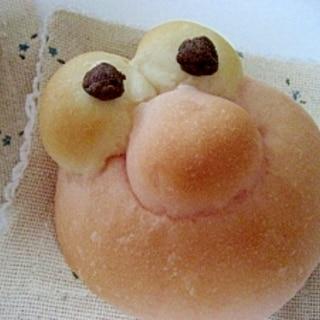アポロチョコ入り  エルモ パン
