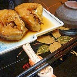 簡単節約の、『棒鱈(ぼうだら)の煮付け』