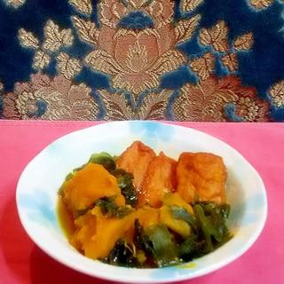 南瓜の煮物その2