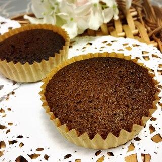 ホワイトデーに☆HMで☆簡単ミニチョコケーキ☆