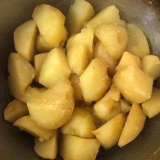 簡単じゃがいも煮物