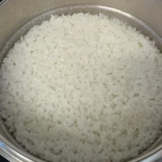 圧力鍋で無洗米を炊く!
