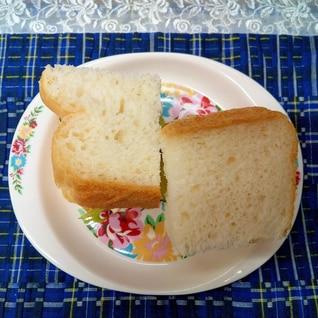 おつまみにサンドイッチ