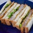 お弁当 サンドイッチ