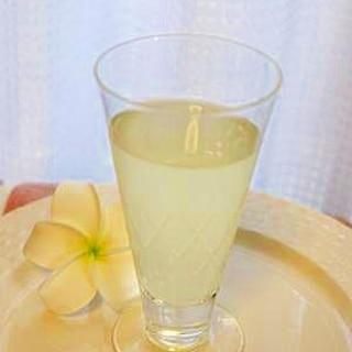 夏バテ予防に♪ビタミン補給 ☆ アイスレモネード