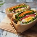 ボリューミー!萌え断サンドイッチ