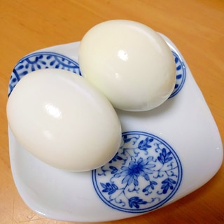 節約!ゆで卵の簡単でストレスフリーな作り方