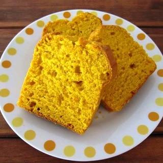 簡単ホットケーキミックスでかぼちゃのパウンドケーキ