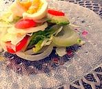 玉ねぎシャキシャキ♡サラダ