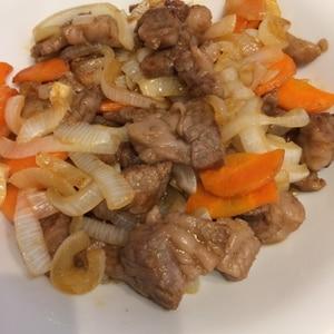 安いお肉でも柔らか美味しい☆牛肉と野菜の彩めもの