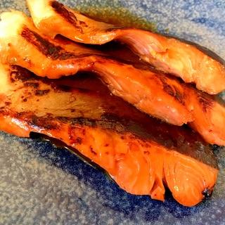 ご飯が止まらない!生鮭の和風焼き