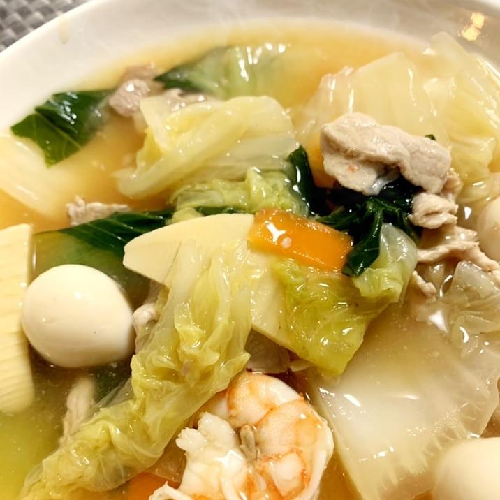 菜 レシピ 宝 人気 八 中国料理の定番 八宝菜