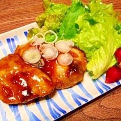 カジキマグロ☆照り焼き