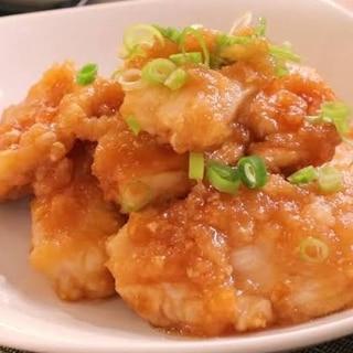 【簡単】鶏むね肉のみぞれ焼き【リーズナブル】