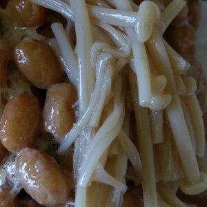 簡単作り置きおかず☆えのきの醤油煮