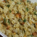 野菜たっぷり♪簡単焼き飯
