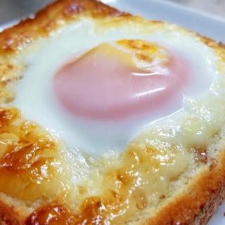 朝食にちょうどいいマヨたまトースト