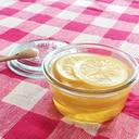 風邪の季節に*レモンのはちみつ漬け