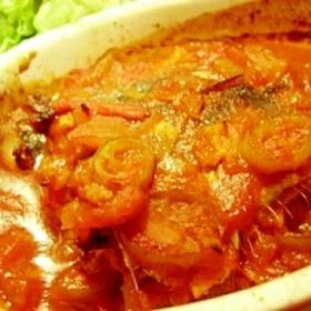 イワシのトマト煮