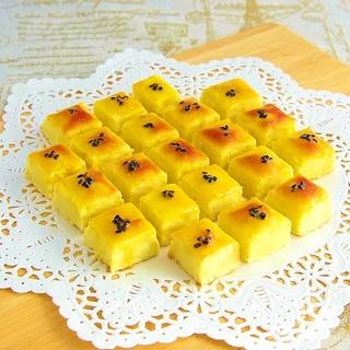 冬の焼き菓子はおしゃれな一口サイズのスイートポテトがイチオシ!