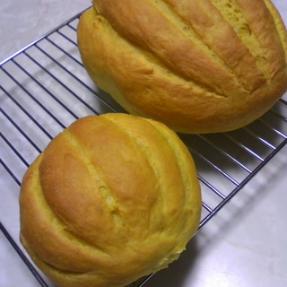 Bread◇黄色が鮮やかなかぼちゃパン◇