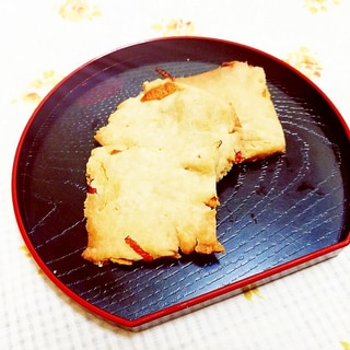 蜜柑風味♪米粉クッキー