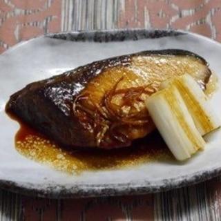和食の定番をフライパンで簡単に☆ブリの照り焼き