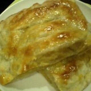 自宅でまるで「らぽっぽ」のホットアップルパイの味!