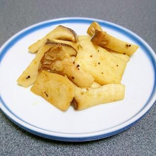 子供が喜ぶ「エリンギのカレー粉炒め」