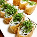 いなり寿司の具★梅ひじき稲荷