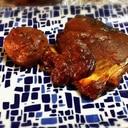 我が家の鯖の味噌煮は梅干し入り