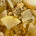 大根 鶏肉 たまごの簡単煮
