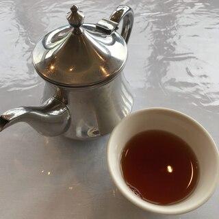 キンキンに冷えた美味しい烏龍茶