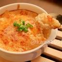 山芋の明太チーズ焼き