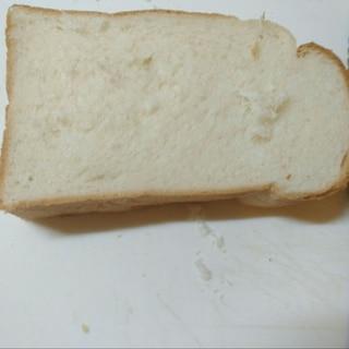 簡単!目から鱗!食パンをまっすぐ綺麗に切る裏技!