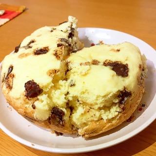炊飯器で作る★ふんわりチョコスコーン