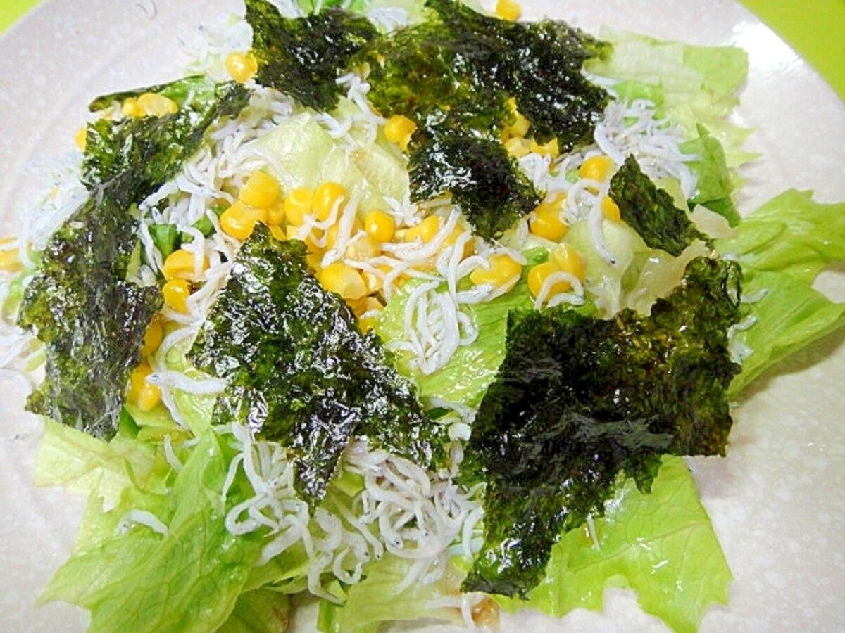 のり 水菜 韓国