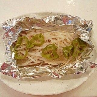 野菜たっぷり☆鮭のホイル焼き