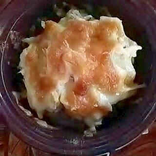 サラダチキンのマヨ焼き