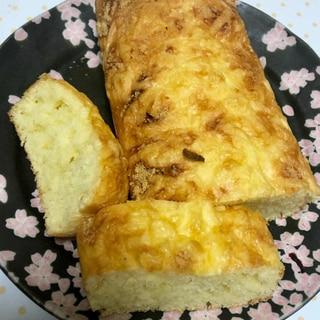 ピザ用チーズ使用♪ふんわりこんがりチーズパン