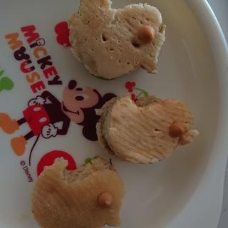 ぴよぴよキャラメルパンケーキ