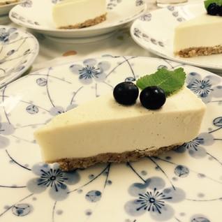 ローバニラチーズケーキ