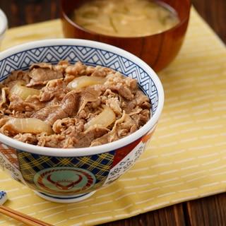 おうちで吉野家 by 冷凍牛丼の具