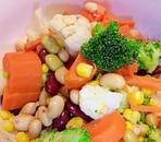 簡単!レンジで作る★☆温野菜サラダ♪♪